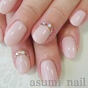 札幌市清田区平岡ネイルサロン『asumi nail』