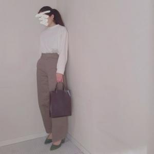30代からのシンプルママファッション