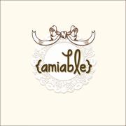 {amiable}