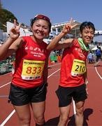 目指せ!夫婦で国際ランナー