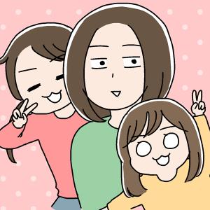 いっちょまえ姉妹を育てています