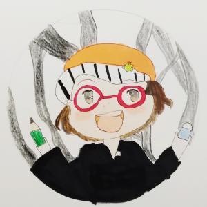 足立あゆみ ayumiadachi アート絵画教室@香港
