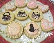 アイシングクッキー教室 Sugarvine