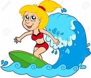 沖縄の毎日のサーフィンライフ