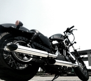 Let's RIDE!晴れ時々Harley