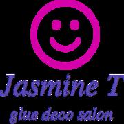 Jasmine T 大田区久が原池上スワロで上質な輝きグルーデコ