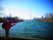 カナダで釣りがしたい