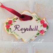 ☆レイチェル☆アイシングクッキー&フラワーゼリー