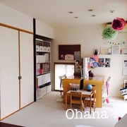 京都府南部三姉妹ママ『chiho』の整理・収納+diary