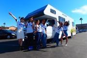 アメリカ横断女子6人の旅