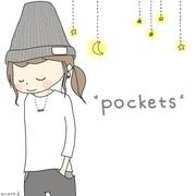 ハンドメイドアクセサリー pockets