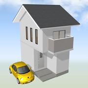住宅情報館のQUADで家を建てる。