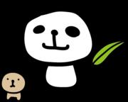 南九州竹材エコロジー エコタケぱんだ