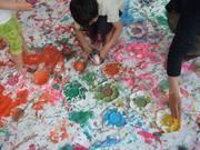 子どもと大人のアートセラピーとシンプルな生活を提案
