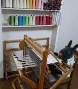 編んだり織ったり草木で染めたり