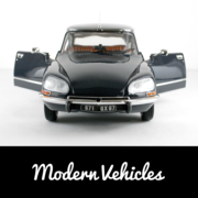 modern vehicles
