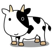 路地裏の牛の資産運用