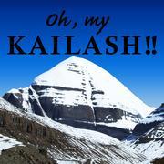 Oh, my KAILASH!! 重症筋無力症とカイラス山巡礼