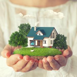注文住宅で幸せ家族生活