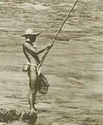 長良川と郡上竿の世界