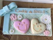 アイシングクッキー教室Cookei de SMILE