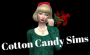 ♪ Cotton Candy Sims ♪