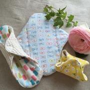 身体と環境にやさしい布ナプキン、ときどき布小物