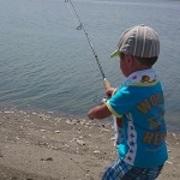 遊びに行こう!子どもと行こう!釣り行こう!
