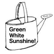 Green+White+Sunshine!