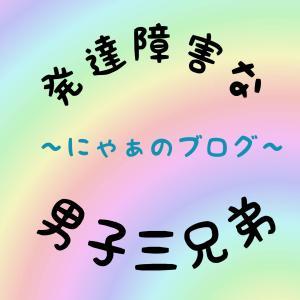 にゃぁのブログ〜発達障害な男子三兄弟〜