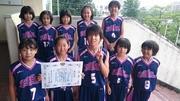 奈多サンライズ☆ミニバスケットチーム