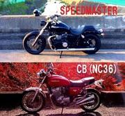 バイクという理不尽な機械に陶酔陥落@湘南/神奈川