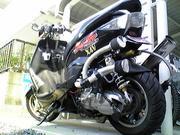 スクーター改悪 cvtmotorcycle.com