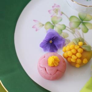 テーブルコーディネート&料理、お茶&和菓子、花の教室
