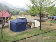 我が家のキャンプ 車中泊