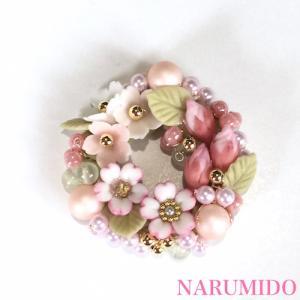 樹脂粘土 クレイフラワー NARUMIDO制作日記