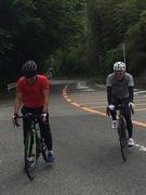 僕と次男とロードバイク