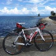 富山で自転車最高!