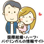 国際結婚・ハーフ・バイリンガル情報サイト