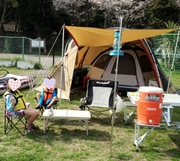 キャンプと釣りへGO!(^^)!
