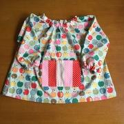 お家のミシンで子供服作るよ。