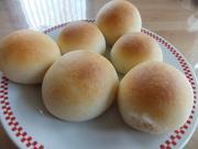 週末におうちで簡単パン作り