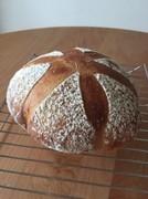 私の天然酵母パン