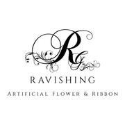 アーティフィシャルフラワー・リボン RAVISHING