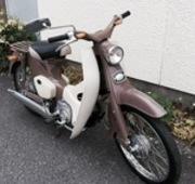 CubYA(カブヤ)びちゅけのバイクツーリング日記2