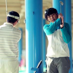 ゴルフと身体