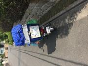 スーパーカブ(50cc)で日本縦断!!!