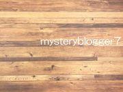 mysteryblogger7さんのプロフィール