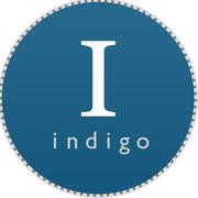 Indigo - Spiritual&Glassart