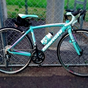 田舎でまったり自転車LifeBianchiを添えて